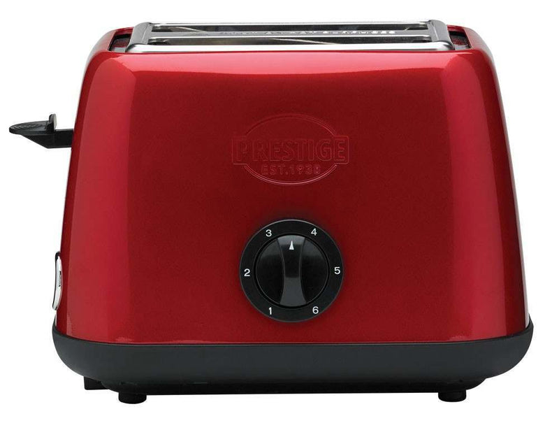 Heritage 2 Slice Toaster-Red
