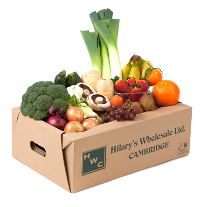 Mixed fruit & veg produce box