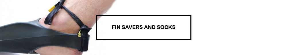 Fin Savers & Fin Socks
