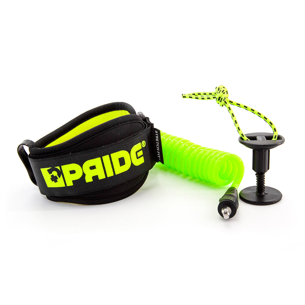 Pride Pierre Louis Costes Bicep Leash - Yellow