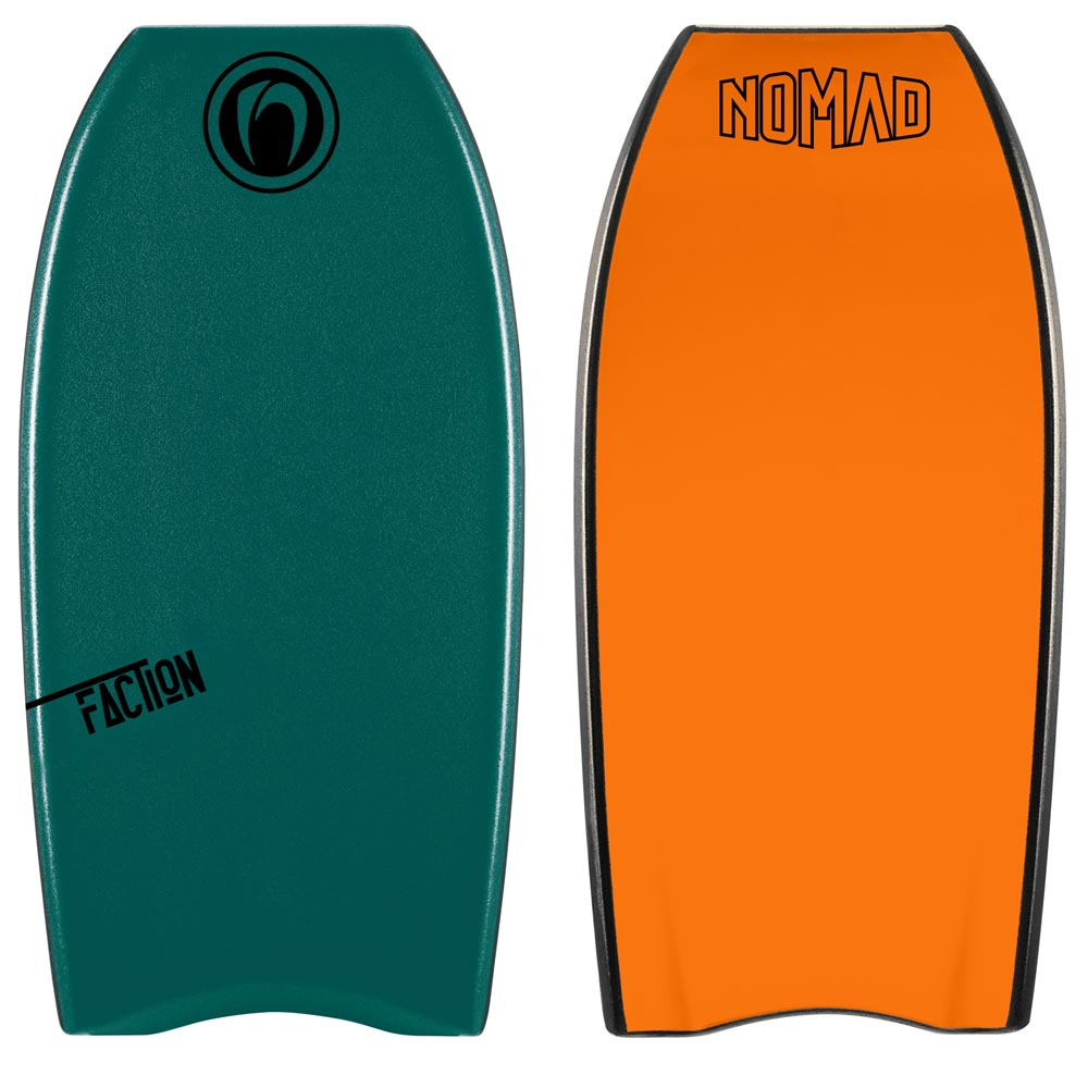 Nomad Faction D12 PP Bodyboard
