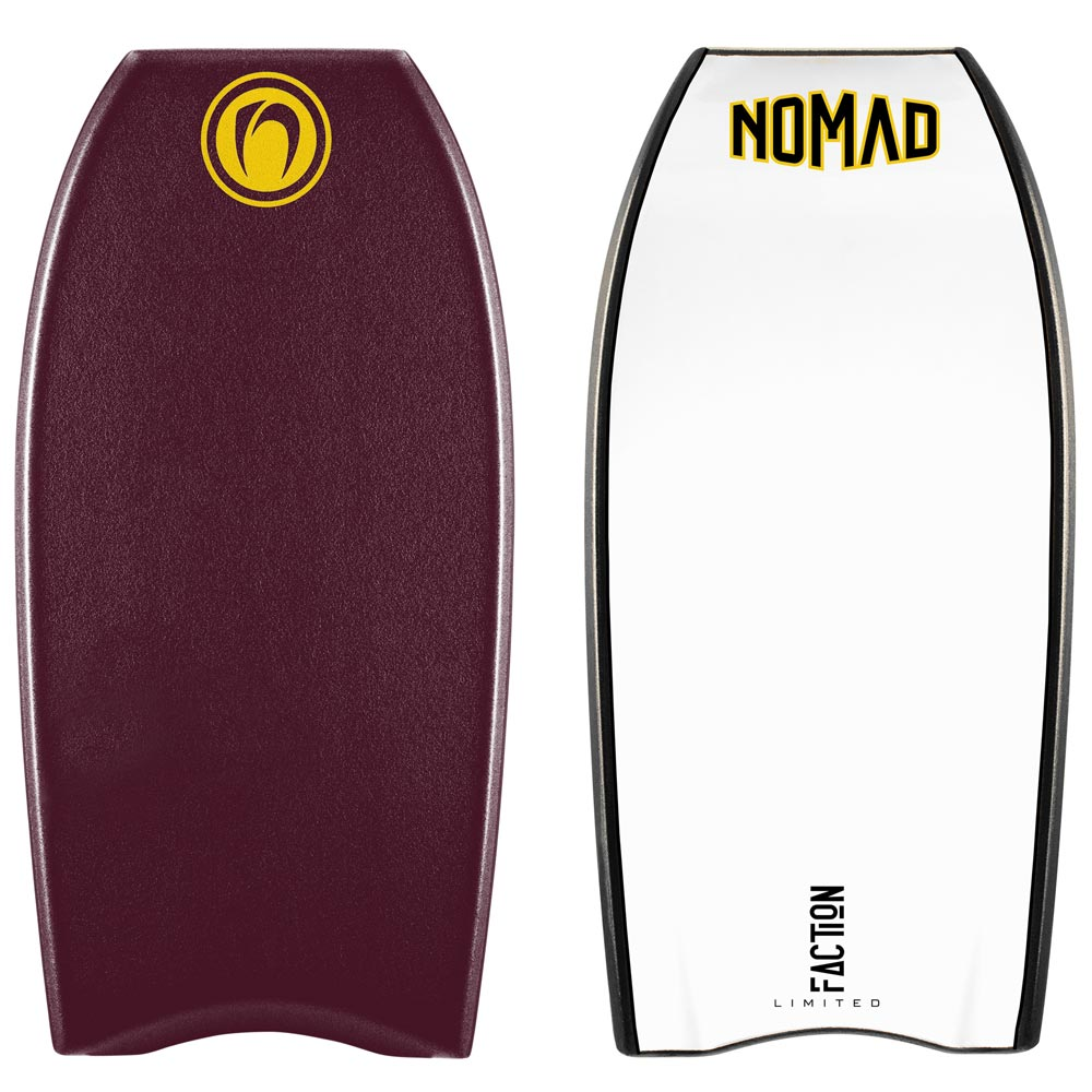 Nomad Faction Limited PP Bodyboard