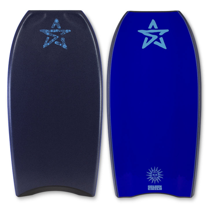 Stealth George Humphreys Golden Child NRG+ Trax Bodyboard