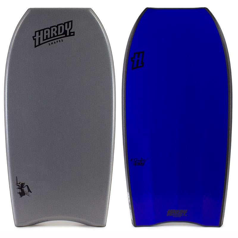 Hardy Shapes Corgie Quad Concave PP Bodyboard