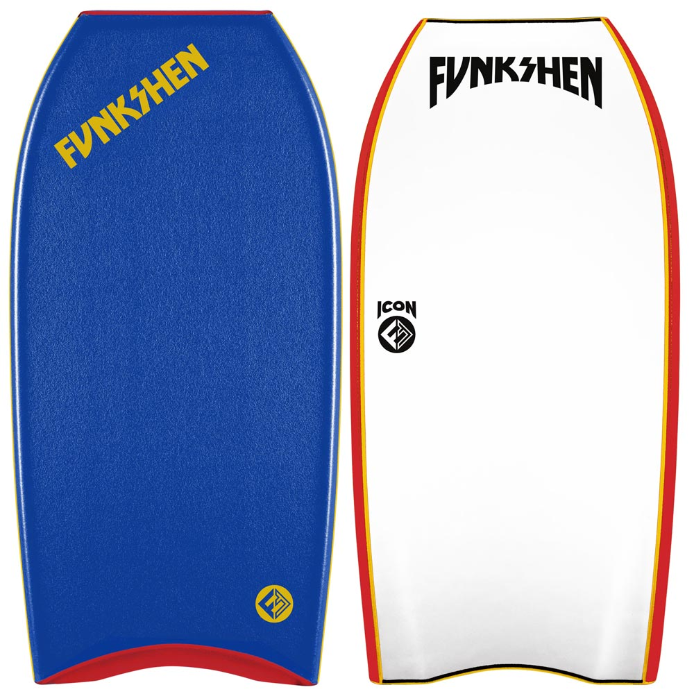 Funkshen Icon D12 PP Bodyboard