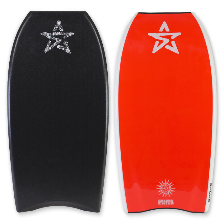 Stealth Golden Child Squad PP Bodyboard