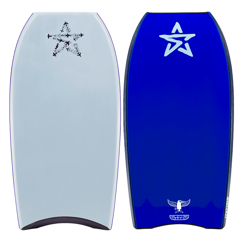Stealth Wingas Squad PP Bodyboard