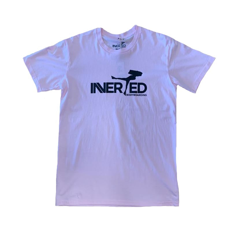 Inverted Corporate Logo T-Shirt