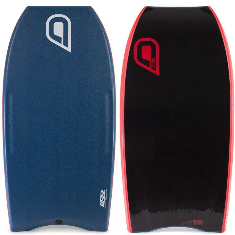 QCD Process Double Concave PP ISS Bodyboard