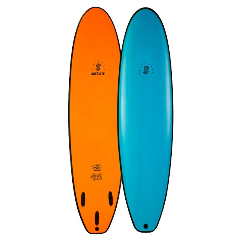 Softlite Test Tube 8 0 Soft Surfboard