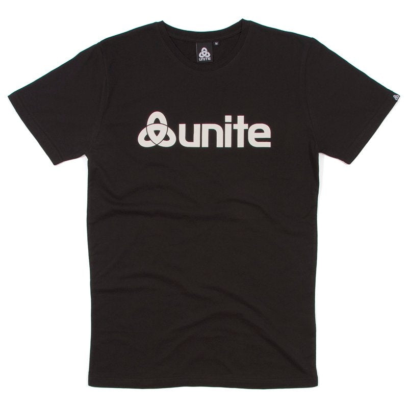 Unite Trademark T-Shirt - Black