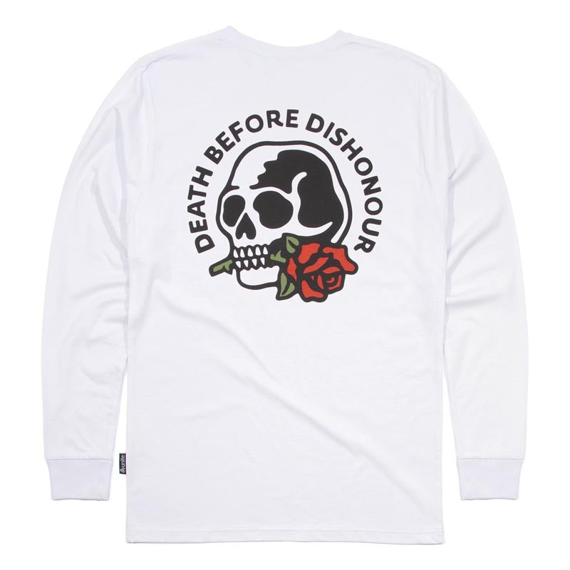Unite Integrity L/S T-Shirt - White