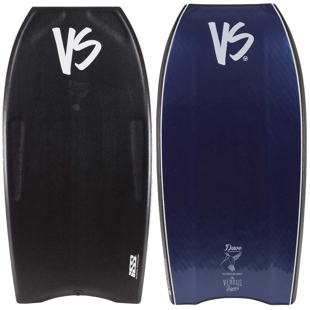 VS Dave Winchester Quantum PFST NRG+ ISS Quad Concave Bodyboard