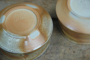 Pair of Cereal Bowls, Ice Cream Bowls