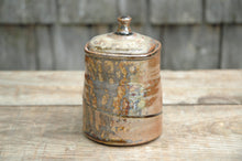 Load image into Gallery viewer, Lidded Jar, Wood Fired