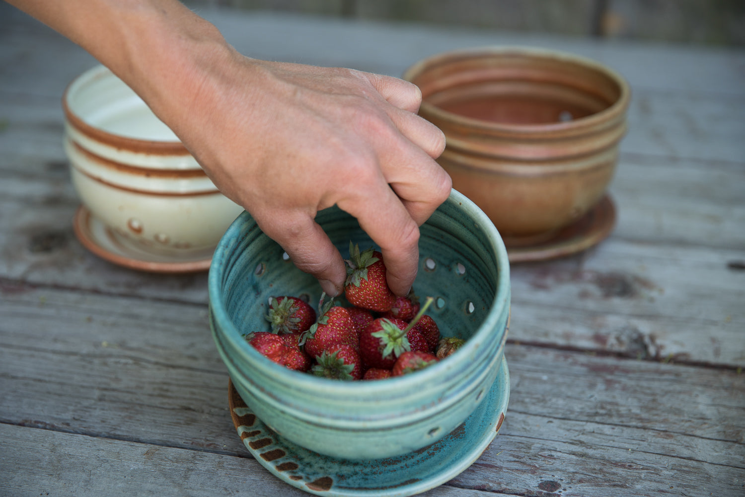 Berry Bowl Woodfired
