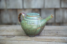 Load image into Gallery viewer, Small Teapot in Turquoise