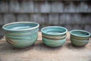 Mini Nesting Bowl Set, 3 Pc.