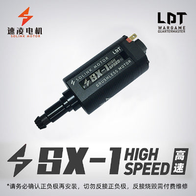 LDT & Solink SX Brushless 480 Motor
