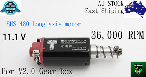 SHS 480 High Magnetic Ultra High Torsion Motor