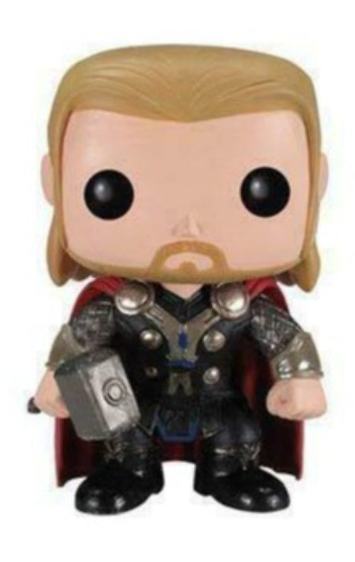 Funko Pop! Vinyl Marvel Thor The Dark World Thor #35 Out Of Box
