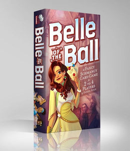 Belle of the Ball by Dice Hate Me Games Kickstarter Edition Exclusive Grifter and County Pride cards