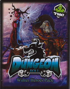 Dungeon Roll: Winter Heroes Pack Extension by TMG