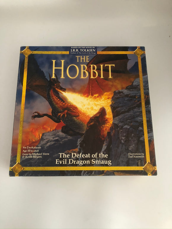 THE HOBBIT The Defeat of the Evil Dragon Smaug From Sophisticated Games