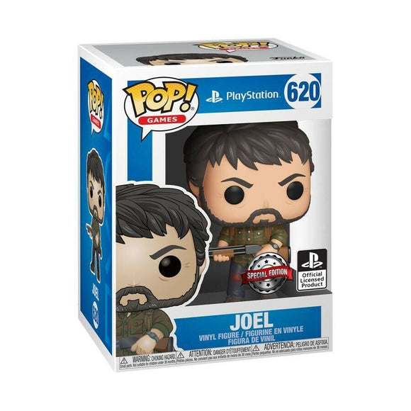 Funko Pop! Vinyl PlayStation The Last Of Us Joel #620