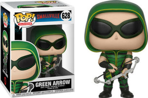 Funko Pop! Vinyl Television Smallville Green Arrow #628