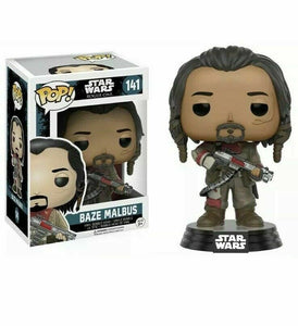 Funko Pop! Vinyl Star Wars Rogue One Baze Malbus #141