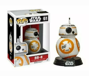 Funko Pop! Vinyl Star Wars The Force Awakens BB-8 #61