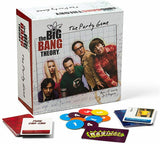 The Big Bang Theory: The Party Game by Cryptozoic Entertainment