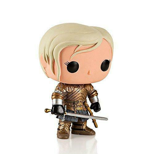 Funko Pop! Vinyl Television Game Of Thrones Brienne Of Tarth #13 Out Of Box