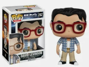 Funko Pop! Vinyl Movies Independence Day ID4 David Levinson #282