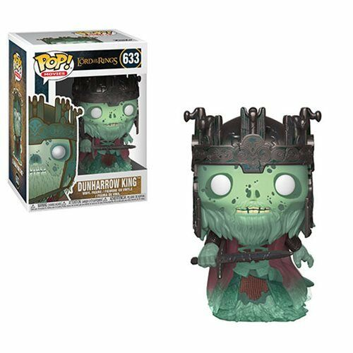 Funko Pop! Vinyl Figure Lord of the Rings DUNHARROW KING #630