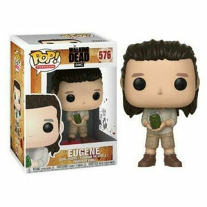 Funko Pop! Vinyl Television The Walking Dead EUGENE #576