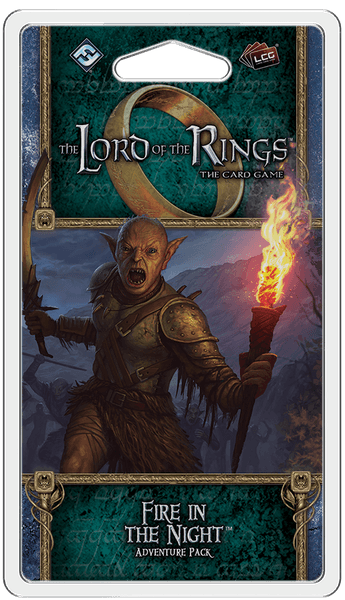 The Lord of the Rings: The Card Game – Fire in the Night (2018)