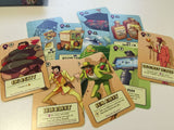 Gang Up! A criminally fun Card Game by Hot Games