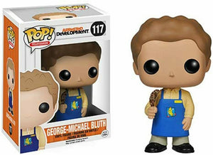 Funko Pop! Vinyl Television Arrested Development George Michael Bluth #117
