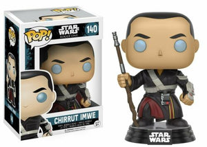 Funko Pop! Vinyl Star Wars Rogue One Chirrut Imwe #140