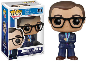 Funko Pop! Vinyl Television Last Week Tonight with John Oliver #312