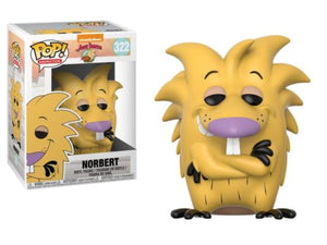 Funko Pop! Vinyl Animation The Angry Beavers Norbert #322
