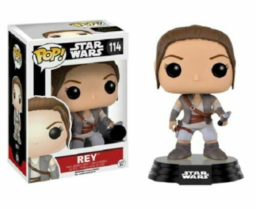 Funko Pop! Vinyl Star Wars The Force Awakens REY #114 Walgreens exclusive