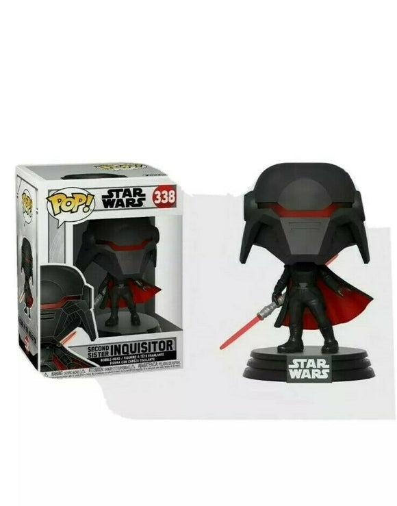 Funko Pop! Vinyl Star Wars Second Sister Inquisitor #338