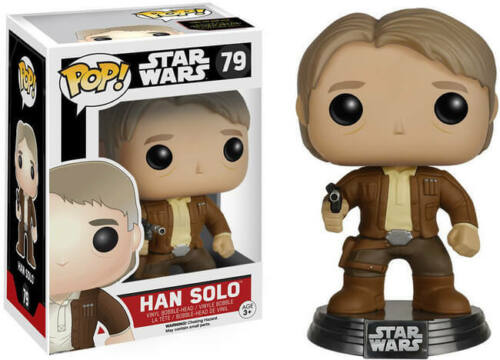 Funko Pop! Vinyl Star Wars The Force Awakens Han Solo #79