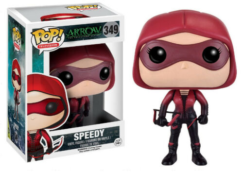Funko Pop! Vinyl Television Arrow Speedy #349