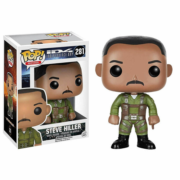Funko Pop! Vinyl Movies Independence Day Steve Hiller Will Smith #281