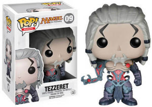 Funko Pop! Vinyl Magic the Gathering Tezzeret #09