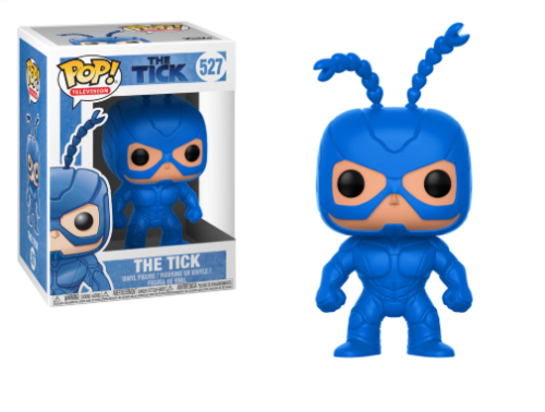 Funko Pop! Vinyl Figure The Tick # 527 Pop! Television